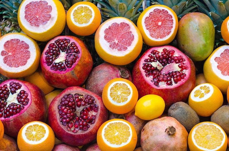 frutta di stagione juice plus